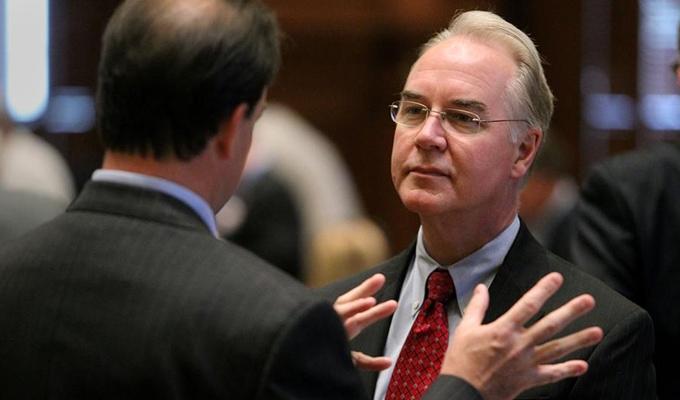 We're Bringing Capitol Hill to Atlanta   Meet with U.S. Rep. Tom Price